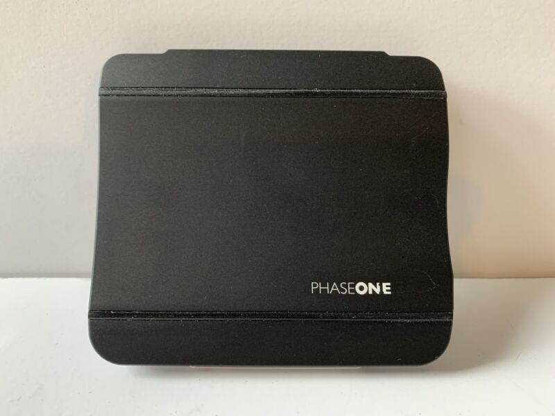 Phase One Digital Metal Protective Back Cover Mamiya Phase One Leaf