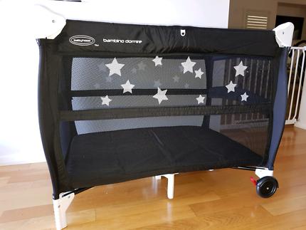 BabyHood portable cot & Babyhood Cot Canopy Net | Cots u0026 Bedding | Gumtree Australia Lake ...