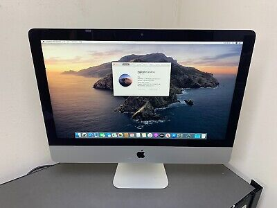 "Apple iMac 21.5"" A1418 Core i5 2.7GHz 8GB 1TB HD LATE 2012 GRADE B USED"