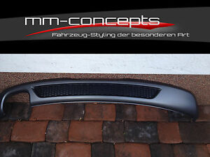 Audi tt 8j rs stoßstange