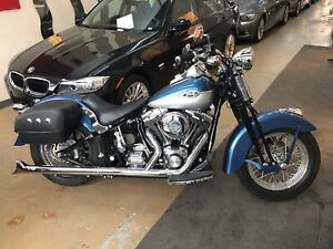 2006 Harley Davidson  Softail Springer FLSTS