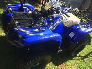 2014 Yamaha grizzly 700 Wacol Brisbane South West Preview