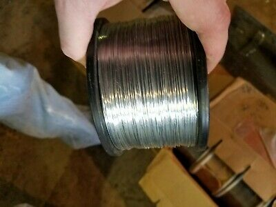 One 5lb Roll Of Stitcher Wire For Bindery Equipment