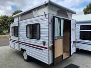 Regent Rear Entry Poptop - 1993 - Bag Awning - IMMACULATE Warragul Baw Baw Area Preview