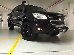 Holden Colorado 4x4 Pascoe Vale South Moreland Area Preview