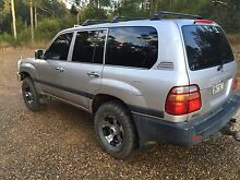 1999 105 series Toyota Landcruiser Batemans Bay Eurobodalla Area Preview
