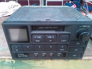Toyota Car Radio Cassette Player Elizabeth Playford Area Preview