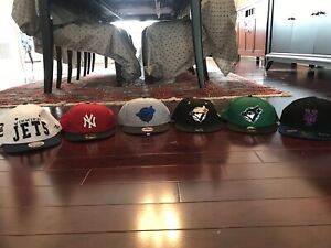 Fitted Hats (NEW ERA)