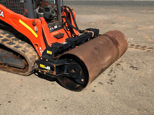 CAT Hydraulic Roller Attachment for Skidsteer Pickering Brook Kalamunda Area Preview