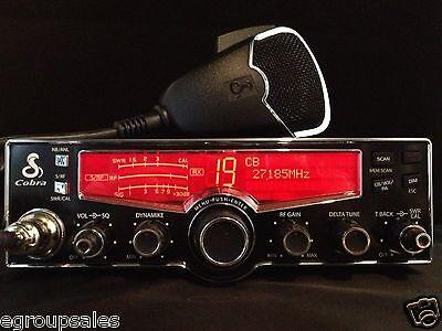 Cobra 29 LX CB Radio - PERFORMANCE TUNED + RECEIVE ENHANCED. Buy it now for 189.00