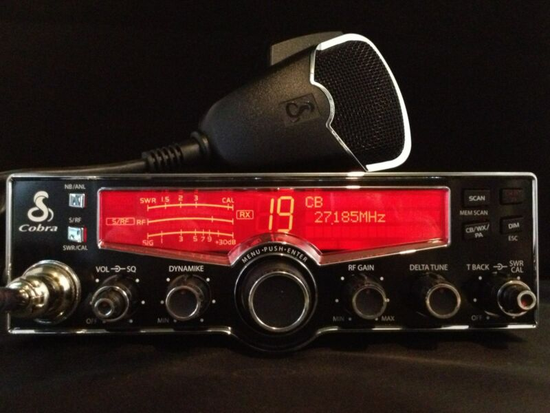 Cobra 29 LX CB Radio - PERFORMANCE TUNED + RECEIVE ENHANCED