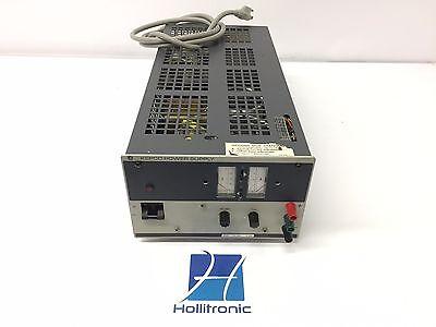 Kepco Jqe75-8m Dc Power Supply 75v 8a