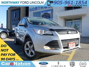 2015 Ford Escape SE | REAR CAMERA | BLUETOOTH | 2.5L |