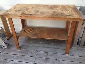 Workbench/shop table