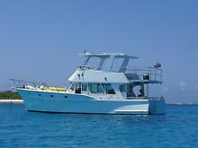 Classic 42 foot Fly Bridge Cruiser Yeppoon Yeppoon Area Preview