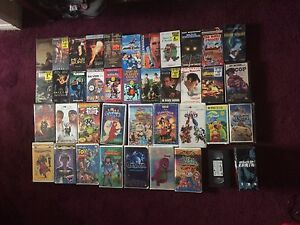 Big Lot Of Movies For Sale