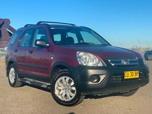 2006 Honda CR-V EXTRA Automatic SUV - Finance TAP Mayfield East Newcastle Area Preview