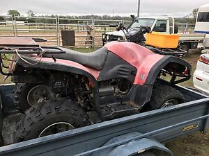Quad bike Geham Toowoomba Surrounds Preview