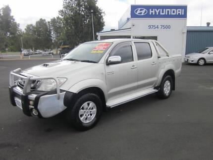 2009 Toyota Hilux SR5 Auto 3.0TD 4x4 Dual Cab Ute