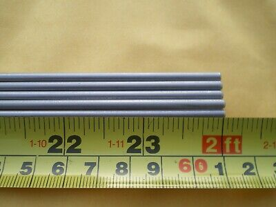 1 Pcs. Stainless Steel Round Rod 302 532 .156 4mm. X 24 Long