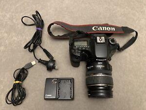 Canon EOS 40D Canon Zoom Lens EF-S 17-85mm 1:4-5.6 DSLR