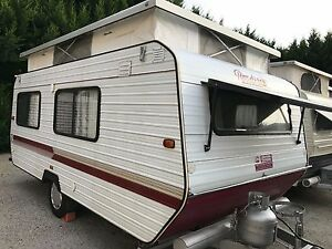 1990 Roadstar Poptop - Single Beds - Rollout Awning Warragul Baw Baw Area Preview