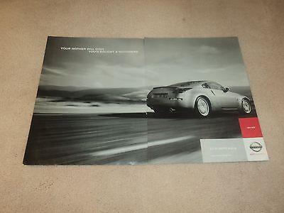 Nissan 350Z - Advertisement - 2006