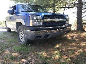 2003 chev truck has the LS 5.3 engine mud truck or rally truck