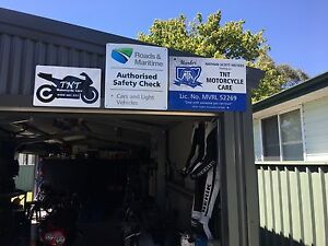 TNT Motorcycle Care Wattle Grove Liverpool Area Preview