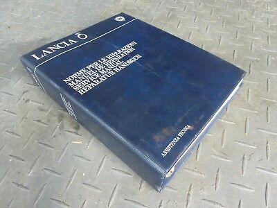 Lancia Delta Service Manual