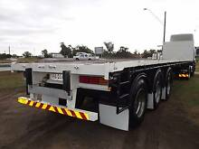 1991 Haulmark Tri axle 45' Flat Top Trailer Inverell Inverell Area Preview