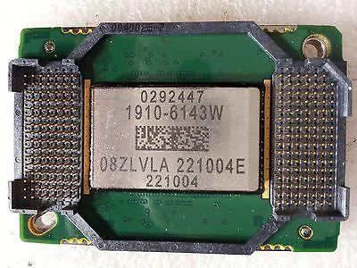 Mitsubishi WD-65737 DLP CHIP 1910-6143W  4719-001997 276P595010 1910-6145w