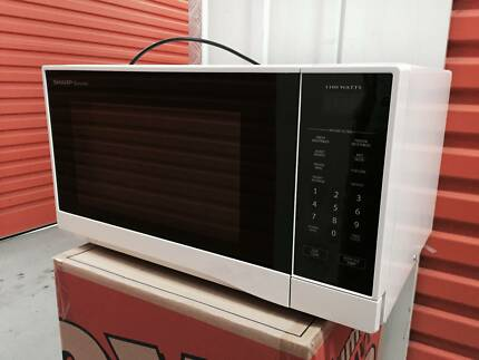 Sharp Carousel 1100W Microwave Moore Park Inner Sydney Preview