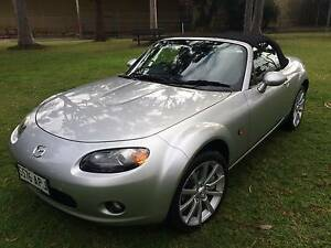 Mazda MX-5 2005 NC Series Convertible Automatic