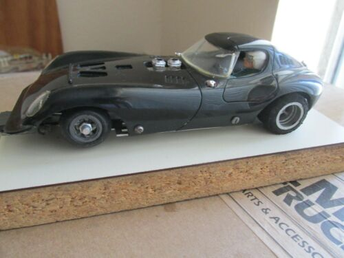 vintage 1967 COX ISO Cheetahracha 1/24 scale slot car