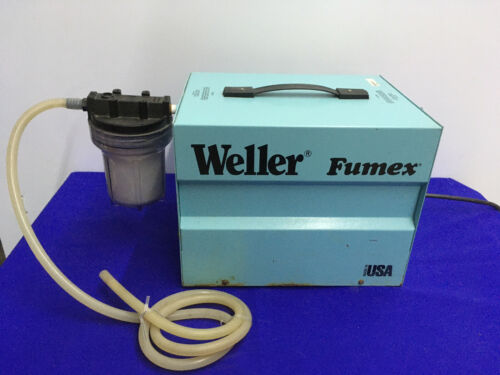 WELLER FUMEX WFE1 SN 52931523 FUME EXTRACTOR