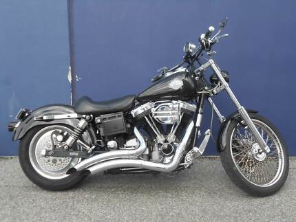 HARLEY-DAVIDSON DYNA SUPERGLIDE Cannington Canning Area Preview