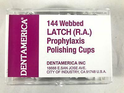 Dental Prophy Prophylaxis Polishing Cups Webbed Pcs -dentamerica