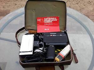 GAF Super 8 Movie Camera Girrawheen Wanneroo Area Preview