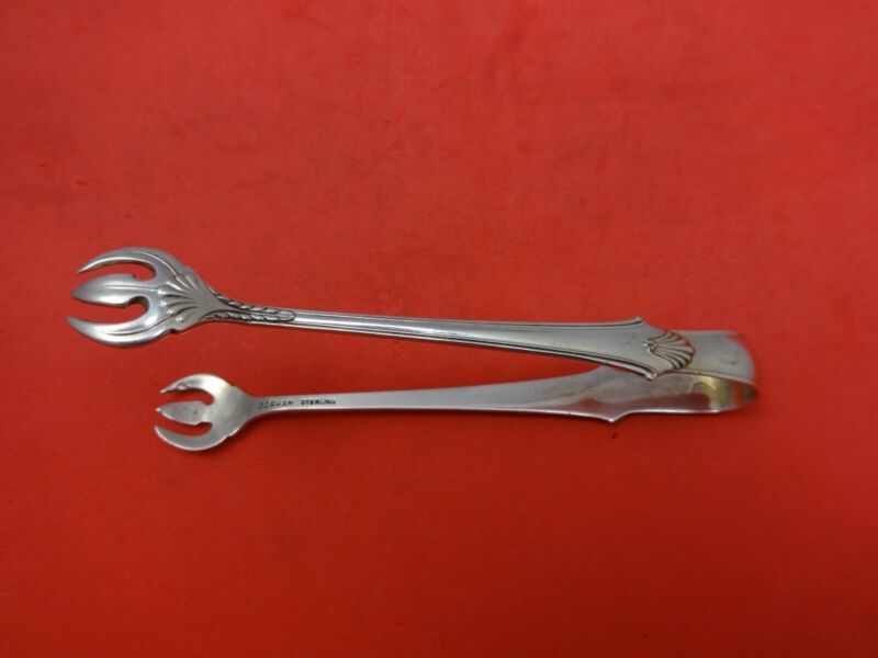 """Edgemont by Gorham Sterling Silver Sugar Tong 4 1/8"""""""