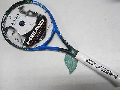 New HEAD GRAPHENE 360 INSTINCT MP 4 3//8 Tennis Racquet LATEST 16x19