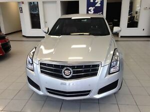 2014 Cadillac ATS 2.0L Turbo Luxury intégrale full