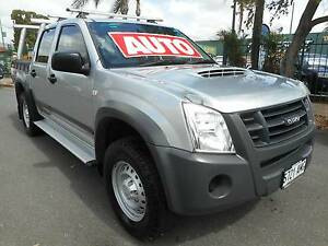 2011 ISUZU D-MAX, 4X4 TURBO DIESEL AUTOMATIC, OUTSTANDING VALUE!! Melrose Park Mitcham Area Preview