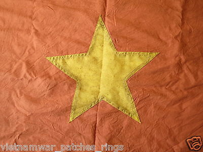 COMMUNIST- NVA ,  VC , NATIONAL LIBERATION FRONT, NLF,   VN WAR FLAG , YELLOW