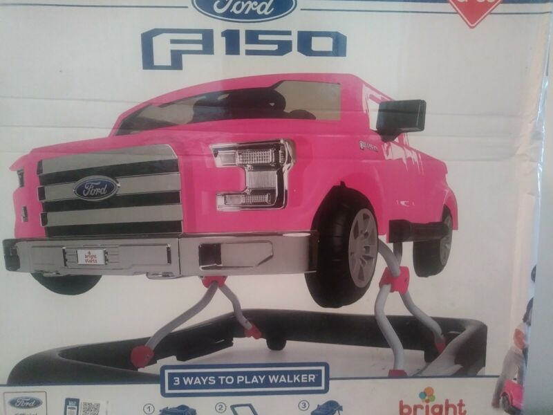 Bright Starts 3 Ways to Play Walker Ford F-150
