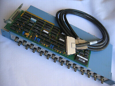 Axon Instruments Digidata 1200 Series Interface With Data Acquisition Card Board