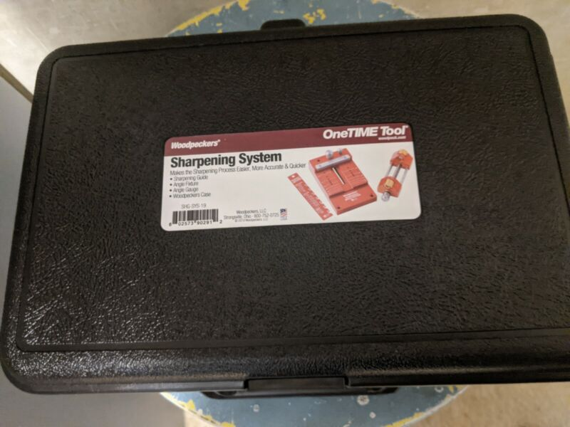 Woodpecker tools Sharpening System Shp-sys-19