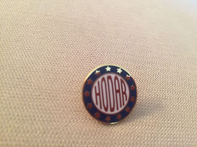 DAR Daughters of the American Revolution Holiday Gift Hodar Husband Pin