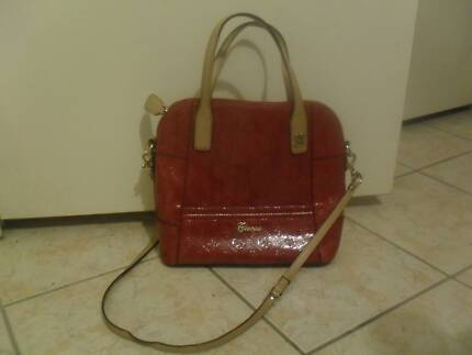 nice red handbag for cheap price! valid only this week! Mount Gravatt East Brisbane South East Preview