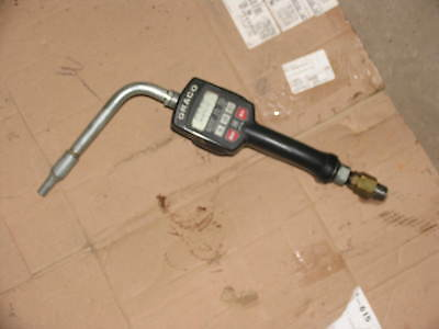 Graco 238-451 . Meter Wrigid Extension For Oil And Anti-freeze